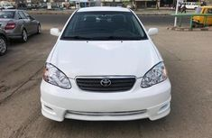 Toyota Corolla 2006 S White for sale
