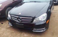 Clean 2012 Mercedes-Benz C300 sedan automatic for sale