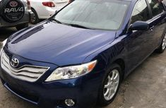 Toyota Camry 2011 Blue for sale