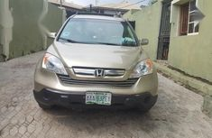 Extremely clean 2007 Honda CR-V for sale at price ₦1,800,000 in Lagos
