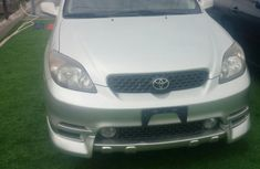 Toyota Matrix 2002 Silver for sale