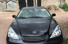 Lexus ES 300 2002 Black for sale