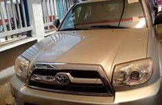 Sell cheap grey/silver 2006 Toyota 4-Runner at mileage 24,100 in Lagos