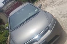 Well maintained 2007 Honda Civic sedan automatic for sale in Ikeja