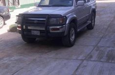 Toyota 4-Runner 1998 4Runner Silver for sale