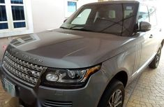Land Rover Range Rover Vogue 2014 Gold for sale