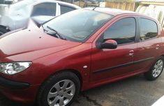 Sell high quality 2002 Peugeot 206 manual at price ₦860,000