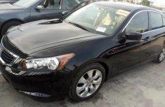Honda Accord 2.4 i-VTEC Exec Automatic 2009 Black for sale