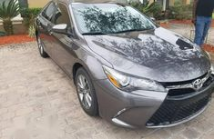 Sell grey/silver 2017 Toyota Camry automatic in Abuja