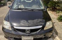 Sharp used black 2004 Honda City sedan car at attractive price