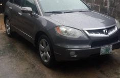 Acura RDX Automatic Tech Package 2007 Gray for sale