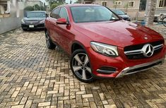 Sell 2017 Mercedes-Benz GLC at price ₦30,000,000