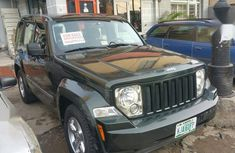 Jeep Liberty 2011 Sport Green for sale