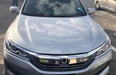 Need to sell high quality 2017 Honda Accord at price ₦11,000,000 in Lagos