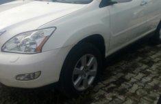 Lexus RX 2009 White for sale