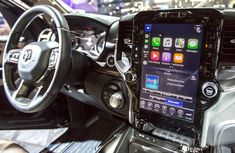 Top 5 cars with the best infotainment systems (From N6 million)