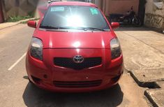 Well maintained 2007 Toyota Yaris automatic for sale in Lagos