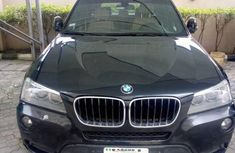 Sell well kept black 2012 BMW X3 suv / crossover at price ₦9,000,000