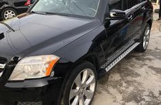 Mercedes-Benz GLK-Class 2011 350 Black for sale