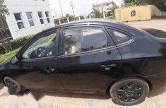Sell black 2009 Hyundai Elantra sedan automatic at mileage 192,457
