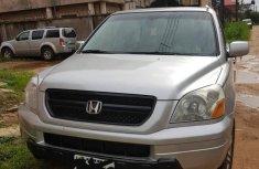 Need to sell grey 2003 Honda Pilot at price ₦1,350,000