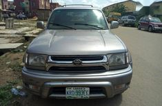 Sell well kept grey/silver 2002 Toyota 4-Runner suv at price ₦999,999