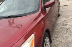 Nissan Altima 2014 Red for sale