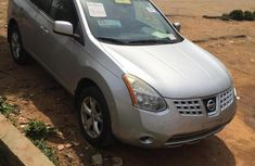 Nissan Rogue 2008 SL 4WD Silver for sale