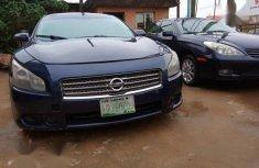 Nissan Maxima 2010 3.5 SV Blue for sale