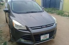 Used blue 2013 Ford Escape automatic at mileage 1,178 for sale