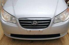 Hyundai Elantra 2008 Silver for sale
