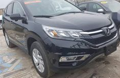 Need to sell high quality black 2015 Honda CR-V automatic at mileage 15,000