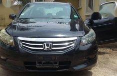 Black 2011 Honda Accord sedan automatic at mileage 89,999 for sale