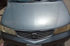 Sell used 2001 Honda Odyssey automatic at price ₦600,000