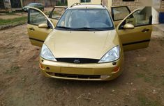 Sell well kept 2003 Ford Focus manual in Abeokuta