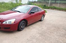 Honda Accord Coupe EX 2004 Red for sale