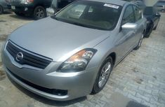 Nissan Altima 2007 2.5 S Silver for sale