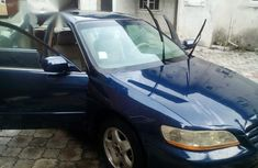 Need to sell high quality 2001 Honda Accord at mileage 4,890 in Port Harcourt