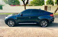 BMW X6 2014 Black for sale