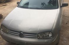 Selling grey/silver 2005 Volkswagen Golf van / minibus automatic