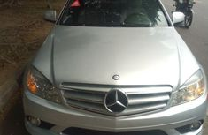 Sell grey/silver 2008 Mercedes-Benz C300 automatic at price ₦3,650,000 in Abuja