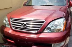 Selling 2009 Lexus GX in good condition at price ₦6,300,000 in Lagos