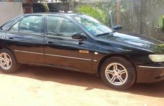 Black 2006 Peugeot 406 manual at mileage 1,980,003 for sale
