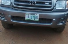 Need to sell silver 2004 Toyota Sequoia at price ₦3,000,000 in Ibadan