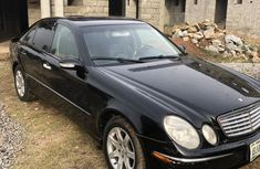 Well maintained 2004 Mercedes-Benz E320 sedan automatic for sale