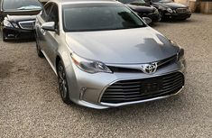 Toyota Avalon 2016 Silver for sale