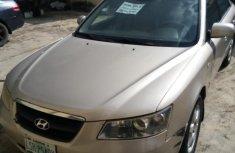 Sell well kept 2006 Hyundai Sonata in Lagos