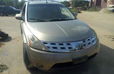 Sell used 2005 Nissan Murano at price ₦950,000