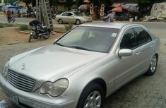 Sell 2003 Mercedes-Benz C320 sedan automatic at mileage 210,000