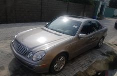 Used 2004 Mercedes-Benz E320 automatic for sale